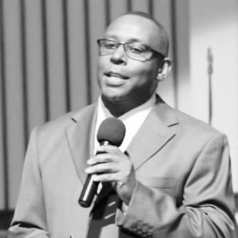 Student Minister Anthony Muhammad