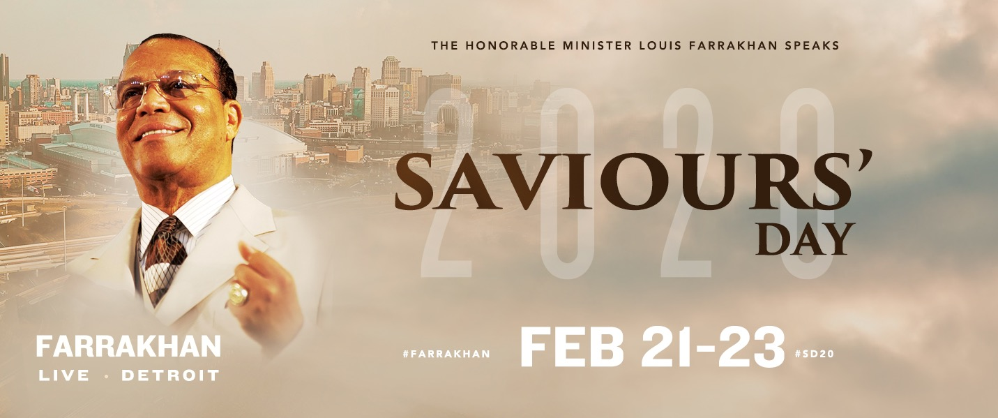 NOI Saviours Day 2020